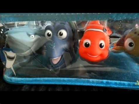 Disney Pixar Finding Nemo Bathroom Set by Disney Pixar S Finding Nemo Rubber Bath Toys Nemo Bruce