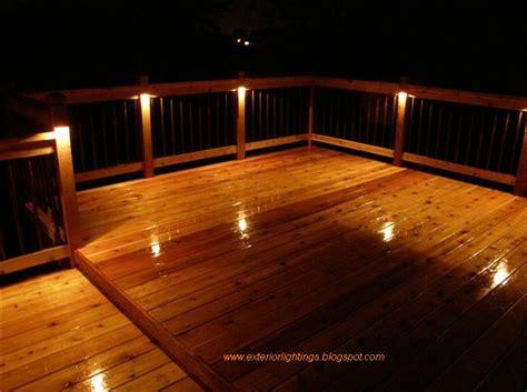 Patio And Deck Lighting Ideas exterior lighting exterior lighting for homes deck
