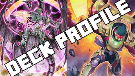 yu gi oh ancient gear metalfoe deck profile april 2017