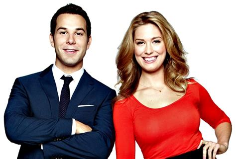 with skylar astin briga heelan from ground