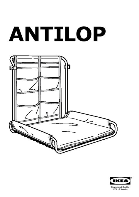 antilop wall changing table white ikea united kingdom ikeapedia