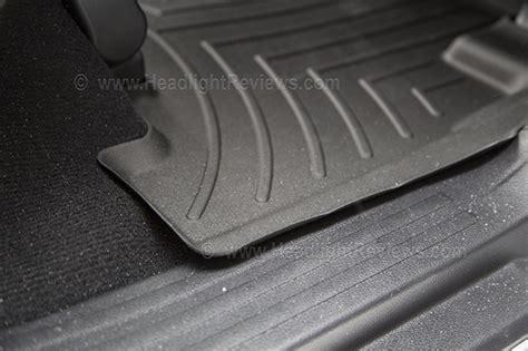 weathertech floor mats vs husky liner floor mats