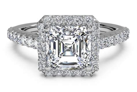 Faq How Do I Choose An Asscher Cut Diamond?  Ritani. Batman Wedding Rings. Riviera Pavé Heirloom Cathedral Diamond Engagement Rings. Plumeria Engagement Rings. Moon Star Wedding Rings. November Birthstone Wedding Rings. Three Piece Wedding Rings. Two Piece Rings. Kansas Rings