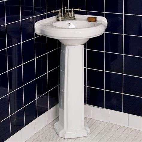 Home Depot Corner Pedestal Sink by Corner Pedestal Sinks For Small Bathrooms 2017 2018