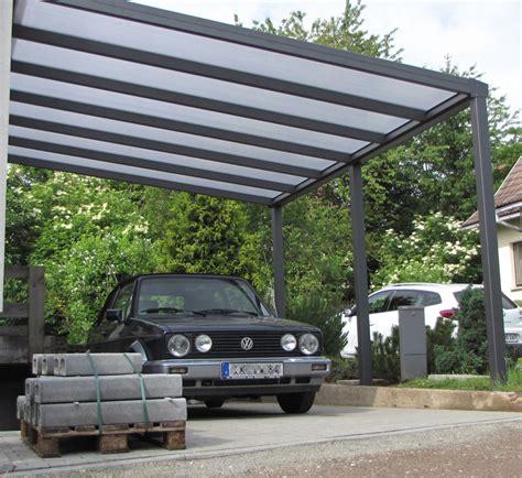 Carport Metallgestaltungmetallbautreppenbauinnovativ