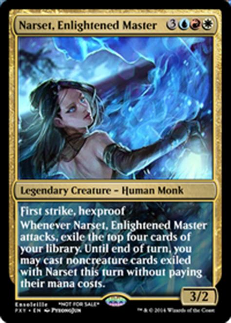 narset s wrecking turn commander edh mtg deck