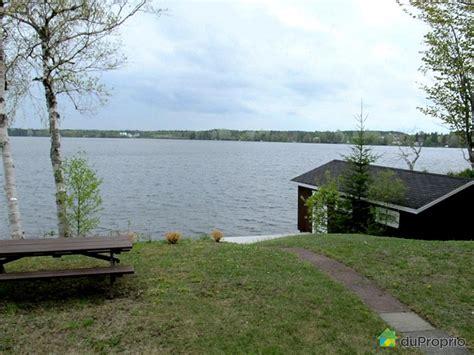 chalet 224 vendre lac drolet 159 chemin boulet immobilier qu 233 bec duproprio 428864