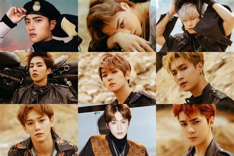 """Exo Dominates Itunes Charts Around The World With """"don't"""