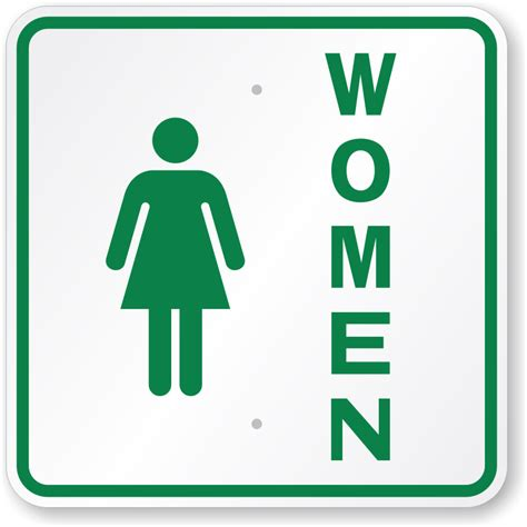 free printable restroom signs cliparts co