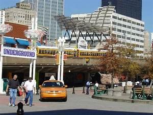 A little run down - Picture of Underground Atlanta ...