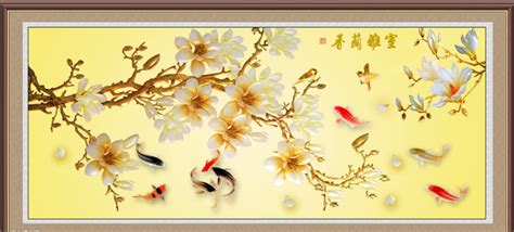 Feng Shui Paintings For Living Room