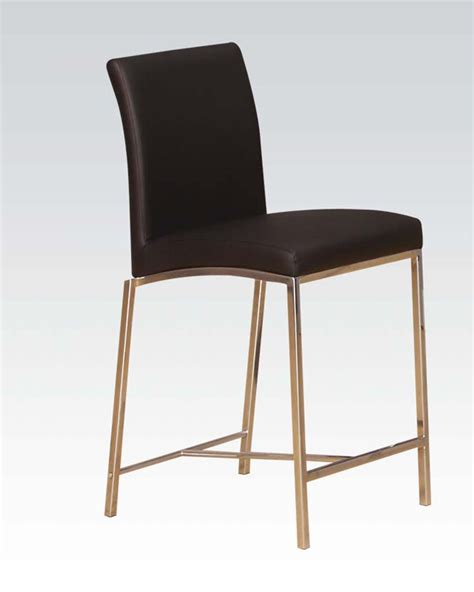 Counter Height Chairs Set Of 4 Counter Height Chair Norwin By Acme Furniture Ac71313 Set