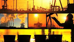 Montage Of Clean Energy Production & Fossil Fuel Pollution ...