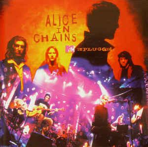 in chains mtv unplugged at discogs
