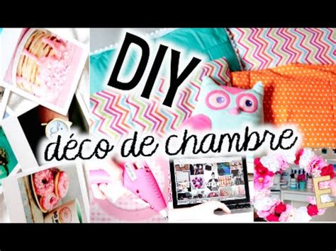 Diy  Décorations De Chambre, Inspiration Tumblr! Youtube