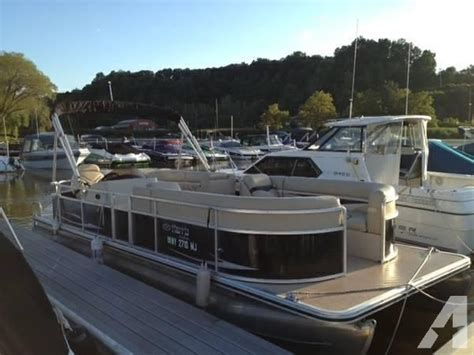 Deck Boats For Sale Rochester Ny by 2012 24 Harris Cruiser Pontoon 240cx 2012 Pontoon