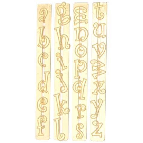 emporte pi 232 ce alphabet lettres minuscules quot funky quot g 226 teaux et p 226 tisseries emporte pi 232 ces