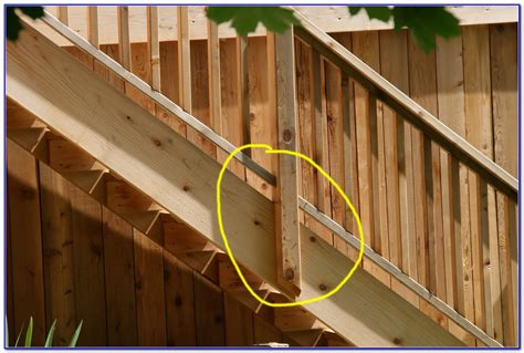 building deck stair railings decks home decorating ideas yz3wkbm3rd