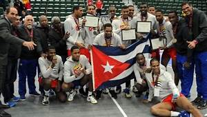 Cuba Beats Canada in Men's Volleyball, Qualifying for ...