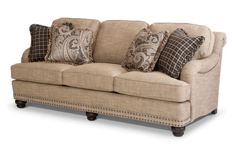 smith brothers living room three cushion sofa 388 10