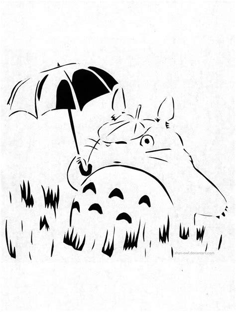 Totoro Pumpkin Pattern by Miyazaki Theme On Pinterest Totoro Hayao Miyazaki And