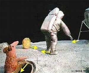 NASA Fakes Moon Landing! Photographic Proof!
