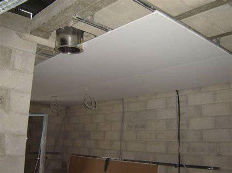 faux plafond vmc salle de bain