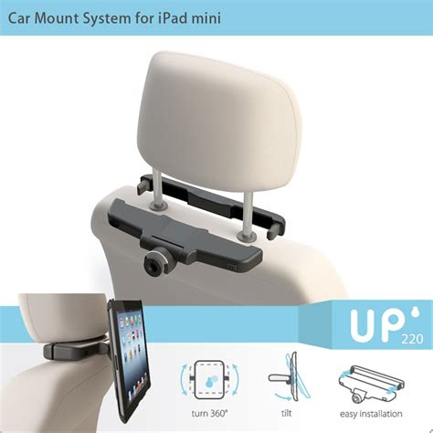 exelium up220 syst 232 me fixation mini 4en1 base murale support table support appuie