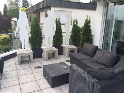 Terrassen Sichtschutz Modernsichtschutz Terrasse Modern