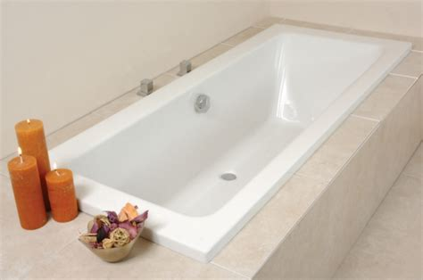 cubix 1800 x 1000mm ended bath the bathroom cellar