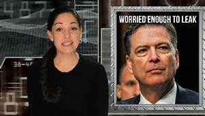 Leaker James Comey is suddenly worried about leaks...from ...