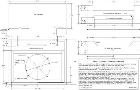 diy guitar cabinet plans memsaheb net