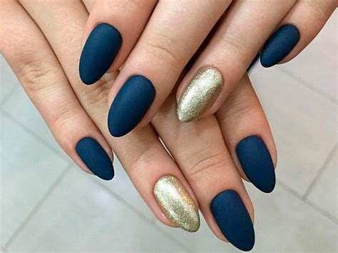 21 Matte Nails Designs To Meet This Fall