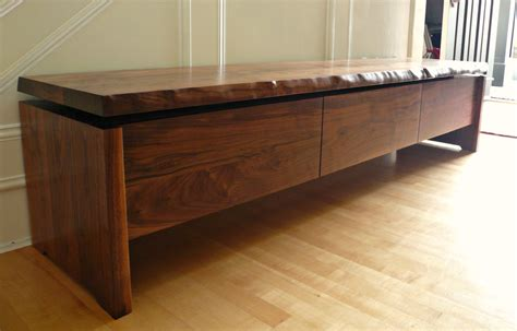 Long Bench With Storage HomesFeed