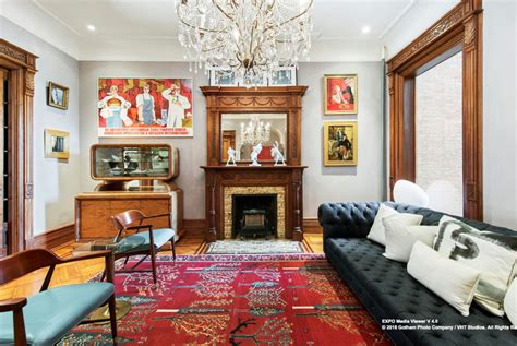 B Home Interiors : $8m Park Slope Brownstone Is Historic And Luxurious With A
