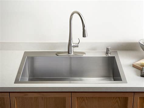 topmount kitchen sink designfree