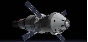 Le premier vol habité du vaisseau américain Orion est ...