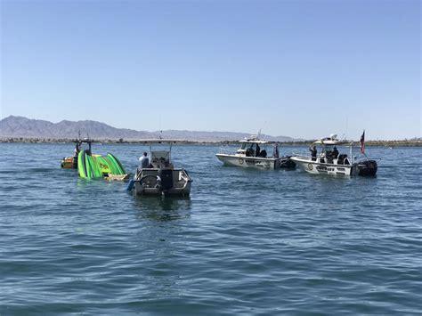 Boat Crash Havasu Video 2 men killed in lake havasu boat crash woman critically