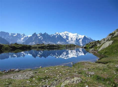 alpes tour du mont blanc la partie nord de courmayeur 224 chamonix randonn 233 e accompagn 233 e