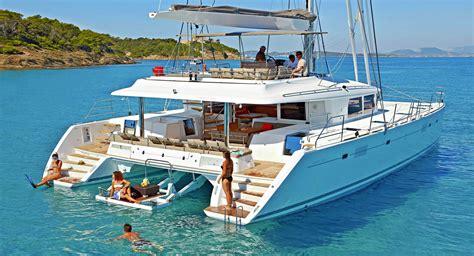Catamaran Excursion Croatia by Moya Crewed Catamaran Charter In Greece Aegean