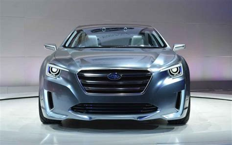 2019 Subaru Legacy Release Date, Redesign, Changes, Specs