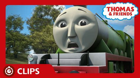 Henry Thinks The Other Engines Have Chickenpox