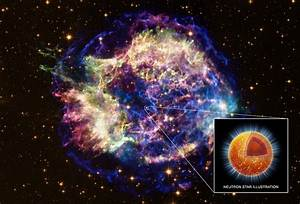 OHIO: Research |NASA study reveals mysteries of neutron star