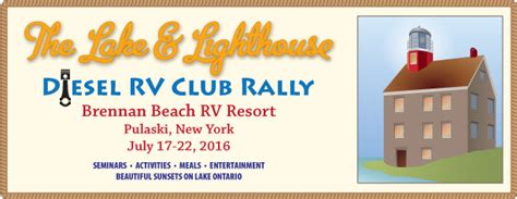 Discount Code For Uncle Sam Boat Tours by Diesel Rv Club The Lake Lighthouse