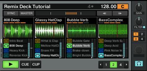 ni traktor 2 5 remix decks im test dj lab