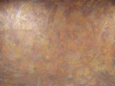 Impressive Paint Finishes #5 Metallic Faux Painting