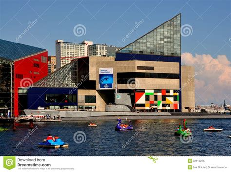Pedal Boat Baltimore by Baltimore Md The National Aquarium At Inner Harb