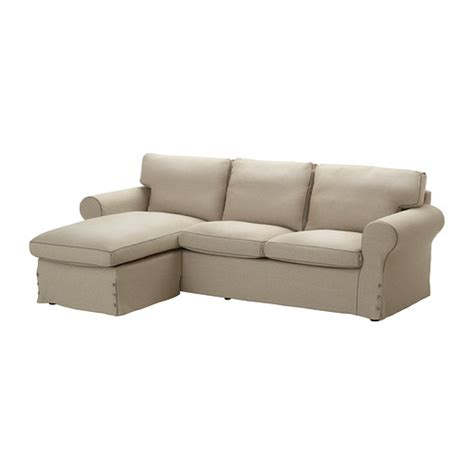 ektorp cover for loveseat with chaise risane ikea