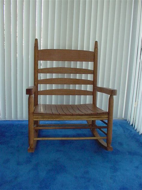 oversized wide wooden rocking chairs for outdoor or indoor