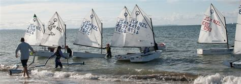 Sailing Dinghy Hire Auckland by Wakatere Sailing